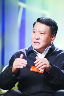 徐和谊 全国人大代表北汽集团董事长-徐和谊 围绕京津冀推进新能源