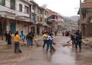 秘鲁五天五晚旅游攻略八:瓦卡奇纳镇