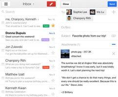 用户可以直接在邮件客户端对日历邀请进行答复,也可在客户端里进行...