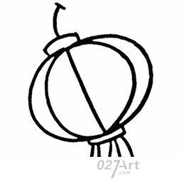 幼儿简笔画---剪刀