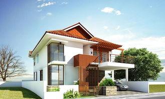 三层农村房子设计图片大全效果图