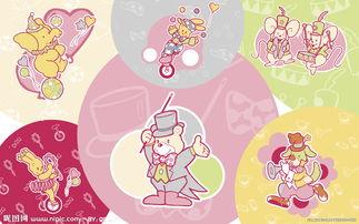 卡通设计图 其他 动漫动画 设计图库 -卡通设计图