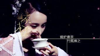 ...爱是中华 古风美女以茶悦人 古典气质尽显