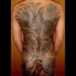 纹身素材 日本 宫藏刺青 MIYAZO TATTOO 作品
