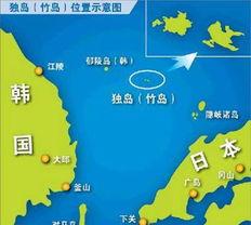 谷歌地图 独岛