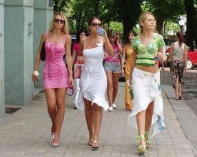 乌克兰 盛产 美女
