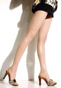 穿对高跟鞋 助你轻松瘦腿