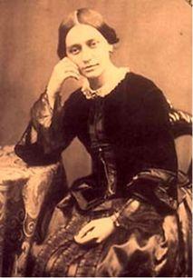 ...钢琴家克拉拉 舒曼