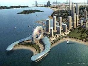 迪拜的著名建筑物有哪些