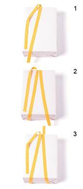 礼物的包装方法,多种盒子礼物包装法图解