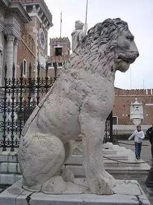 哪位中国皇帝第一个见到狮子