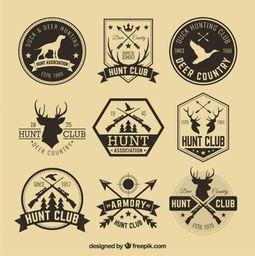 realfriendsmp3微盘-超赞 这可能是九月份质量最高的30组复古徽章免费下载