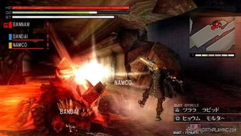 噬神者 游戏截图 三