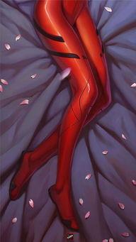 本周精美手机壁纸 EVA的美腿