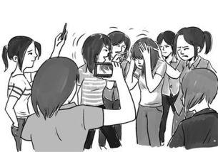 南京兼职女鸡qq群-兰陵县某中学一群女学生殴打同校女生王晓(化名),打人者还拍视频...
