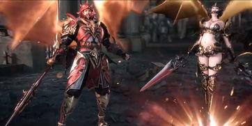 ...U 魔剑觉醒 魔剑士即日正式推出 黑暗中的正义之士即将觉醒