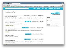 多款类StackOverflow的开源问答系统