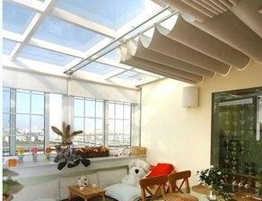 阳光房遮阳,阳光房隔热解决方案