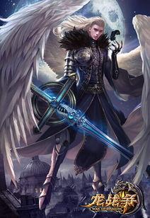 路西法战败后,被污染的天使们害怕光芒,是