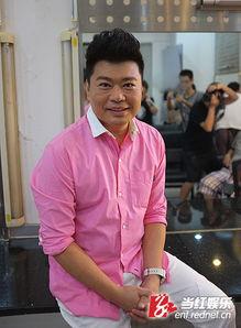 香港TVB男演员、主持人阮兆祥-阮兆祥自称忙得像 自残 没空关注TVB...