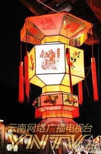 看诙谐故事,说春节习俗 关于灯谜的传说