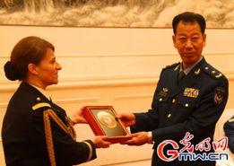 ...成立62周年 51国驻华武官盛赞空军成就