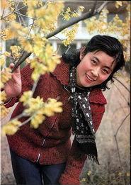 电影演员倪萍-真正的无暇美女 80年代超美丽的封面女星
