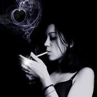 抽烟高清头像 抽烟男生霸气拽头像