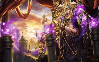 龙威狂啸之龙神觉-至高无上的天后赫拉(Hera),她是希腊众神之中地位及权力最高的女...
