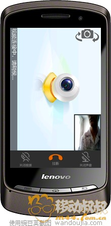 手机QQ已经解决QQ视频聊天时自己屏幕方向显示不对问题,有图有真...