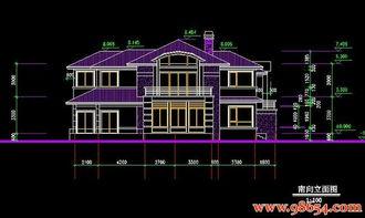 ...面积322平方米二层别墅方案下载 别墅图纸