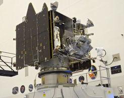 ...各项吊装测试的MAVEN探测器-美国宇航局新一代火星飞船11月发射