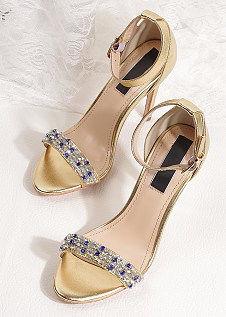 ...罗马鞋细跟鞋超高跟鞋凉鞋高端女鞋子-鞋子介绍