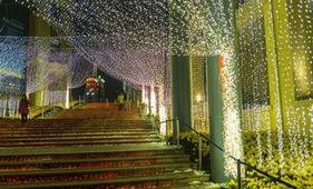 ...屯国际时尚街区春节灯会-逛灯会赏花灯 元宵节让你轻松玩转北京城