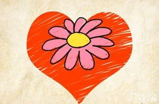 成语玩命猜爱心上面一朵花是什么成语