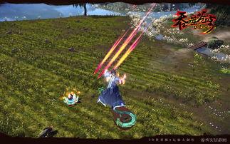 《吞噬苍穹》飞空神剑御击-唐嫣带你飞仙 吞噬苍穹 空中实战技能探秘
