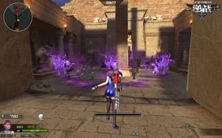 逆战新版本武器 破魂之镰搭配巨剑激光枪