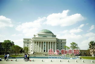 长春建筑学院图书馆被指仿白宫 馆长称模仿哥大