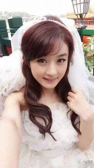 赵丽颖结婚了吗 赵丽颖结婚照 赵丽颖老公是谁