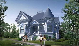 史上最新10万农村小别墅设计效果图