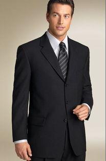 ...西服款式版型 男士西服尺码对照表