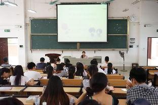号的孔羽同学和卢雪玲同学为同学们作经验交流.我系各班级的