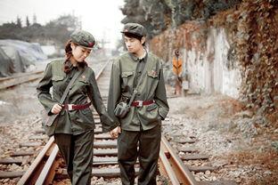 军人结婚照图片大全 军人拍结婚照穿什么衣服