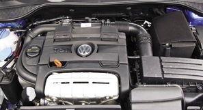 秀霸t型台-尚酷有1.4TSI和2.0TSI两款发动机供选择,其中1.4TSI车型采用机械增...