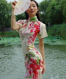 ...冰刘亦菲众女星绝美旗袍大比拼 组图 天涯博客 有见识的人都在此 天...