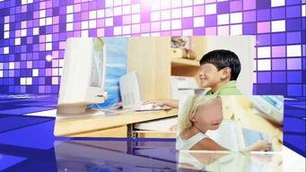 ...声会影模板动感LED屏幕照片展示素材 高清MP4格式下载 视频100....