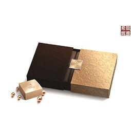 希尔顿酒店尚品月饼礼盒218元-五仁君 还能愉快地吃月饼吗