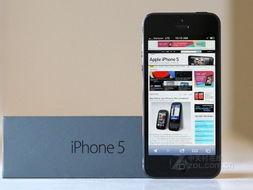 网评最美智能手机 苹果iPhone 5热销