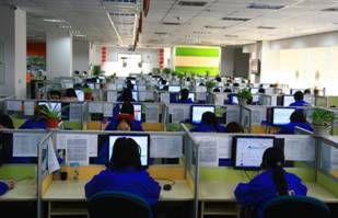 上海华泛信息服务有限公司成为2011年上海市首批服务外包重点企业
