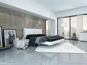 卧室背景墙效果图图片